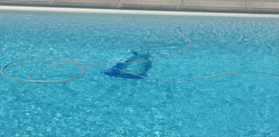robotstofzuiger zwembad